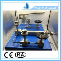 Stainless steel pneumatic pressure calibrator