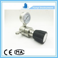 stainless steel back pressure regulator