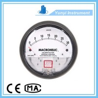 micro air differential pressure gauge