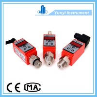 Smart digital pressure switch