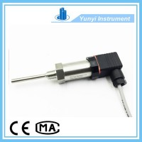 Inserted type temperature transmitter with 4-20mA