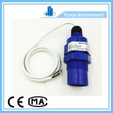 Small ultrasonic water level sensor