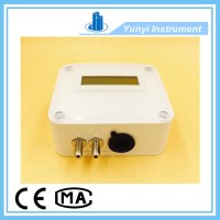 Led micro gas/air pressure transducer