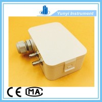 Micro air differential pressure transmitter